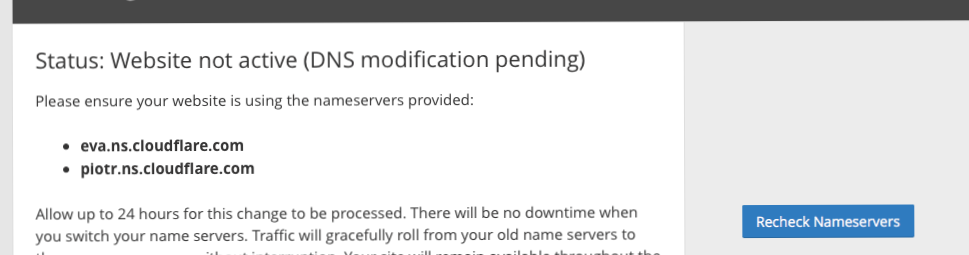 cách cài đặt cloudflare