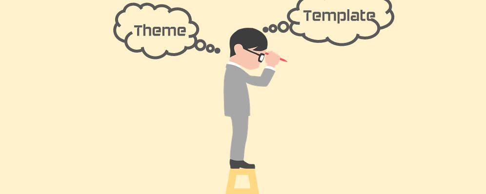 Phân biệt Theme và Template trong WordPress