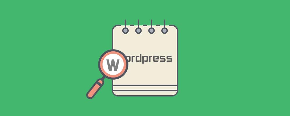 thuật ngữ wordpress