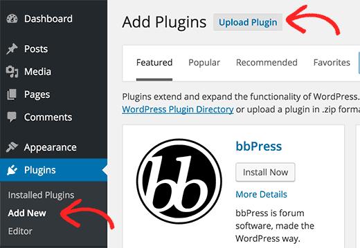 kích hoạt plugin