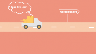 chuyển website từ wordpress.com sang wordpress.org