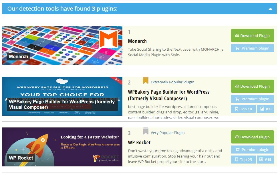 kiểm tra plugin wordpress