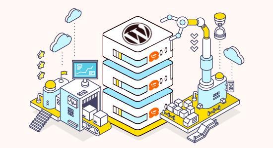 giá website wordpress
