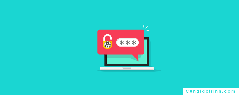quên mật khẩu wordpress
