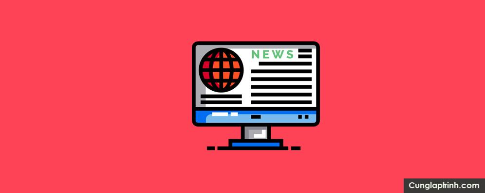 Theme tin tức WordPress đẹp, tối ưu SEO tốt nhất 2019