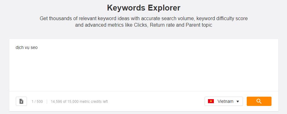 công cụ nghiên cứu từ khóa 2018