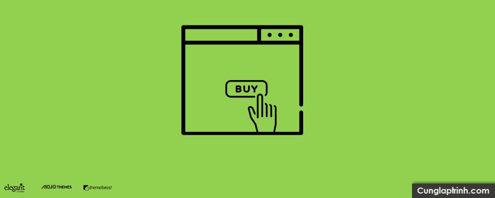Mua theme WordPress chất lượng + Chuẩn SEO + Giá rẻ 2018