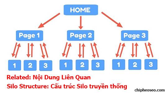 Cấu trúc SILO