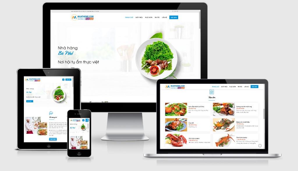 10+ Theme WordPress dành cho nhà hàng tốt nhất