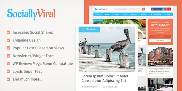 Chia sẻ theme WordPress blog miễn phí đẹp nhẹ chuẩn SE0