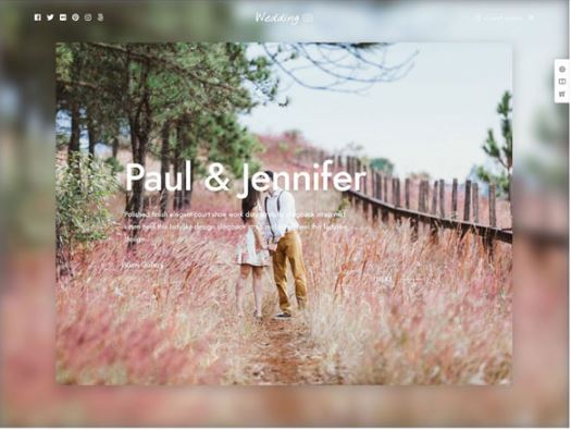 10+ theme wordpress chụp ảnh cưới – studio wedding photography